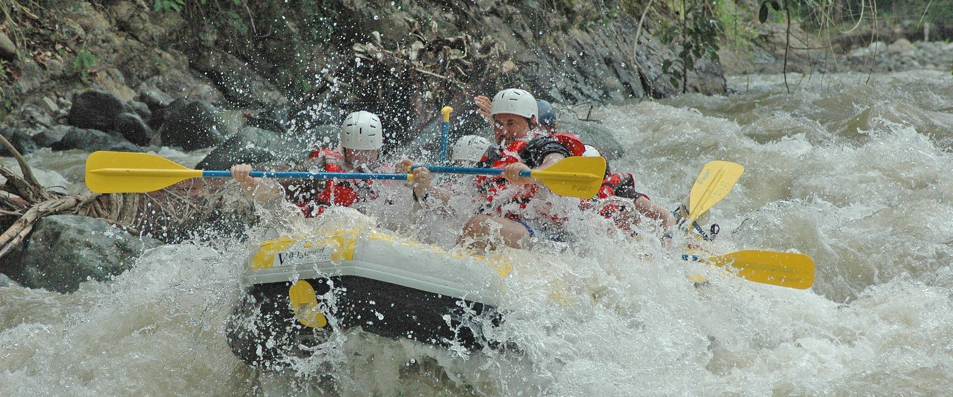 Rafting aude - Fun