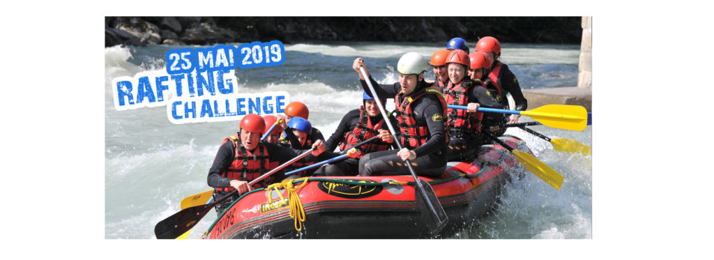 Rafting Challenge 2019