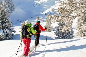 Initiation au ski de randonnée avec un guide dhaute montagne
