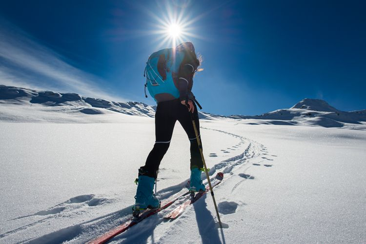 ski de randonnée au Puigmal avec Rossignol