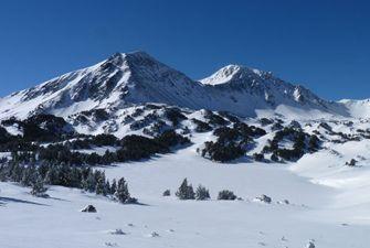 Raquettes à neige au Lac d'Aude - Les Angles