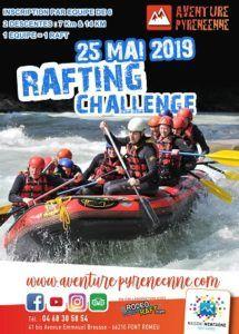 Affiche Rafting Challenge