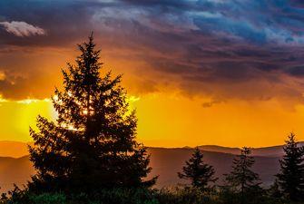 Randonnées nocturnes et couchers de soleil