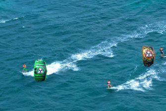 Stage autonomie en kite à Saint Cyprien - water time