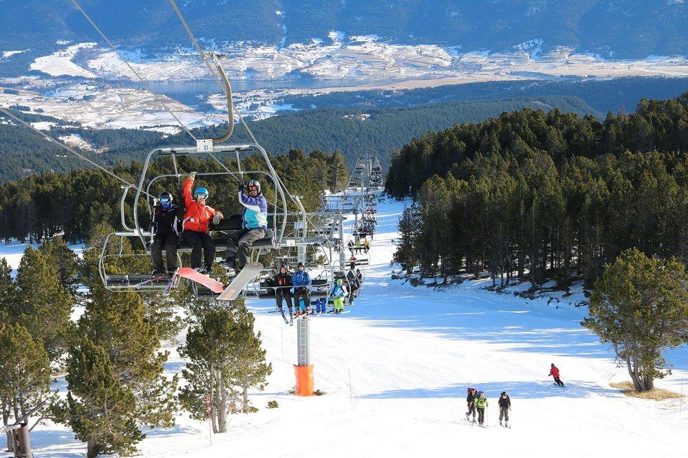 Sation de ski de Formiguères
