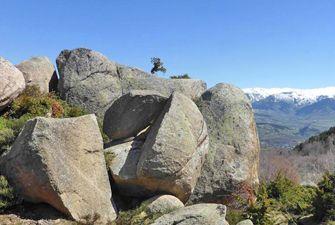 Randonnée historique - les tailleurs de pierres de Targasonne