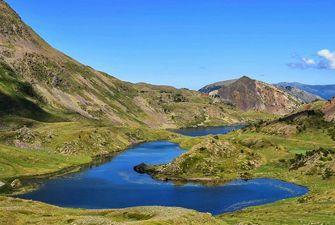 Trekking randonnée - Bouillouses Carlit