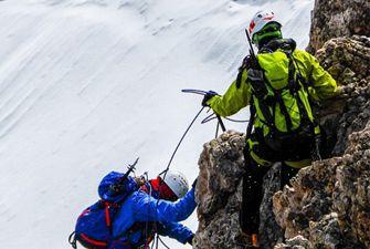 Sortie en alpinisme et ski de randonnée avec un guide de haute montagne- engagement