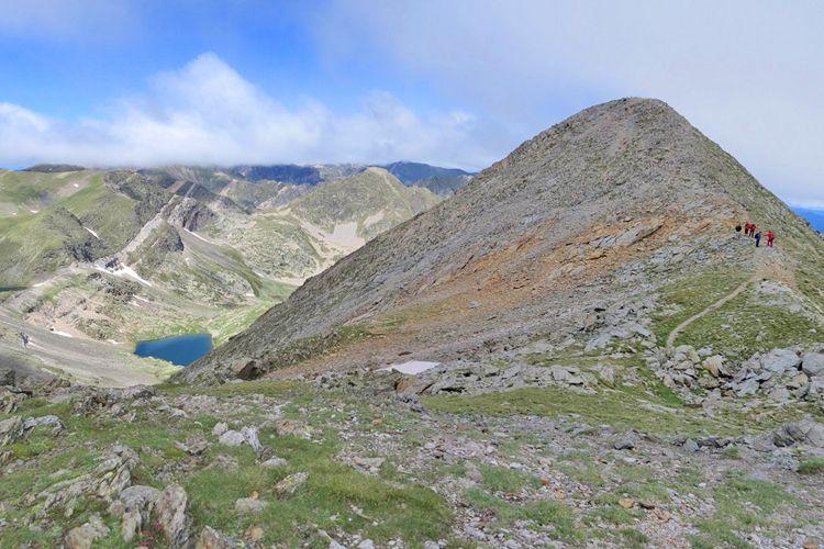 Pic de l'Infern - Trekking dans le PNR Pyrénées catalanes