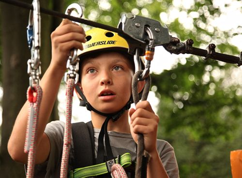 Séjours sports nature pour les enfants et centres de loisirs