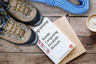 Programme d'activités des sport outdoor avec Aventure Pyrénéenne