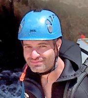 Benoit Blanc - guide de canyoning