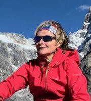 Marie-Pierre Fillol - Accompagnatrice randonnée en montagne