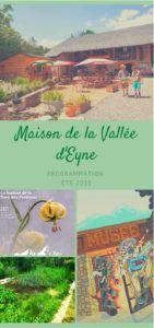 Dépliant de la Maison de la Vallée d'Eyne